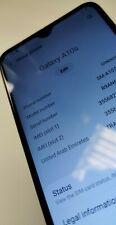 Samsung Galaxy A10S - 32GB 4G LTE Unlocked Dual SIM Smartphone used