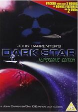 DARK STAR - 2 DISC DVD - UNCUT - HYPERDRIVE EDITION - JOHN CARPENTER