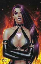 Vampblade # 1 Bill Mckay Artist Virgin Variant Cover !!  VF/NM