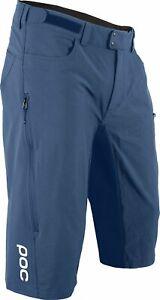 POC Resistance Enduro Mid Shorts Cubane Blue MTB XS