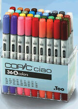 Copic Ciao Pennarello Set - 36 PENNE-SET B