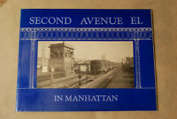 Second Avenue El in Mantattan - Softbound
