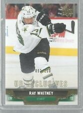 2013-14 Upper Deck Exclusives #137 Ray Whitney 092/100 (ref41441)