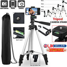 Professional Camera Tripod Stand Holder For Smart Phone iPhone Samsung + Holder