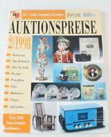 Auktionspreise 02/ 1998 Sammelobjekte Spielzeug Puppen Porzellan Technik B6346