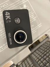 TEC.BEAN 4K Action Camera WiFi 14MP Ultra HD Waterproof Sports Cam 148ft/45M