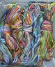 DMC Stranded Cotton Thread Bundle - 100g (Equivalent to 50 Skeins)