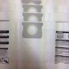5 x ZR80 Vacuum Cleaner Hoover Bags for Draper WDV1100 UK AH44