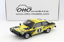 OPEL KADETT GT/E Talla 4 #9 RALLY SAFARI 1976 Röhrl/billstam 1:18 Ottomobile