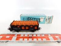 CI805-0,5#Märklin H0/AC 4657 Säure-Behälterwagen orange durchgefärbt, NEUW+(OVP)