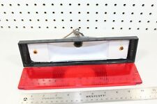 Used Vintage Arctic Cat Snowmobile Tail Light Housing & Lens 0116-672