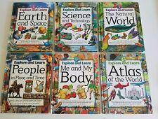 Southwestern Explore and Learn Books Vol 1 thru 6