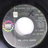 Hear! Northern Soul Promo 45 The Love Chain - I'M Loving You Baby / The Love Cha