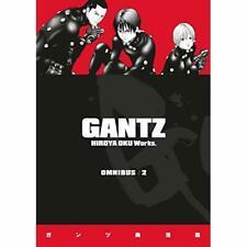 Gantz Omnibus Volume 2 - Paperback NEW Oku, Hiroya 01/01/2019