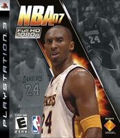 NBA 07 Feat Kobe Bryant Playstation 3 Game PS3 Used Complete