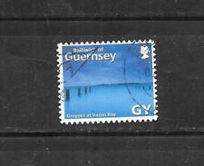 Guernsey Sc# 997h 2008 Sea Scapes Gy Postally Used Definitive Stamp