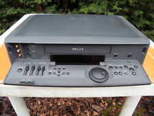Magnétoscope Philips VR 969 Cassette VHS Hi-fi Stereo (Not Working)