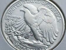 1934 D Walking Liberty Half dollar, 50 Cents silver coin Nice!