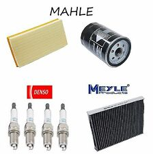 Tune Up Kit Cabin Air Oil Filters Spark Plugs for VW Volkswagen Jetta 2.0L 99-05