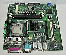 Dell OXF950 Motherboard w/ Pentium 4 CPU 2.80Ghz Used Removed from working unit