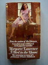 A Bird in the House  Margaret Lawrence Seal Paperback (first) 1978  RARE Coll.