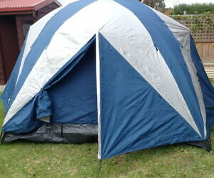 TENT MOUNTAIN LEISURE FUTURE DOME 6/8 MAN TENT CAMPING