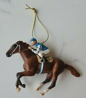 Breyer SMARTY JONES 2004 Holiday Ornament Horse Christmas 700444