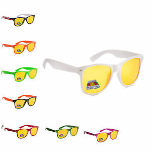 Night Driving Glasses Polarized Vision Glasses Prevention Driver Sunglasses