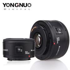 YONGNUO YN EF 50mm f/1.8 AF Lens 1:1.8 Standard Prime Lens for Canon Sony DSLR