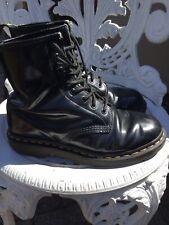 Doc Martens Smooth Black Leather Boots  Unisex 1460 Uk5/38