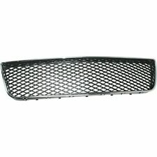 New Bumper Grille Black Fits Chevrolet Impala 2006-2016 Front Side GM1036107