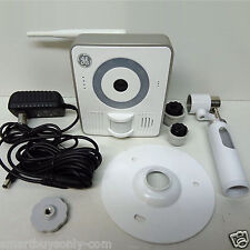 GE Security IS-OC-1000 Interactive Outdoor Indoor  Wireless Security Camera NEW