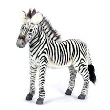 SML GREVY 32CM Hansa Zebra Plush Toy