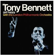 Tony Bennett - Get Happy [New CD] Manufactured On Demand