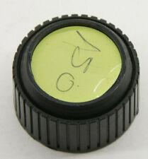 Beseler Dichro Head Parts - Yellow Knob - USED X906