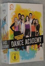 Dance Academy - Complete Series Season One Two Three 1/2/3 DVD Box Set SEALED