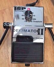 iSP Decimator II Noise Reduction Guitar Effects Pedal P-01111