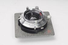 Super Topcor 90mm f5.6 P,S Seiko Lens 90/5.6                                #480