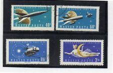 Hungria Espacio Serie del año 1961 (DK-725)