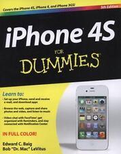 iPhone 4S For Dummies - Good - Baig, Edward C. - Paperback