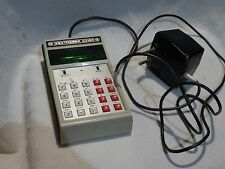 ELEKTRONIKA BZ BZ-18A 18a vintage Russian CALCULATOR for part & repair only 7324