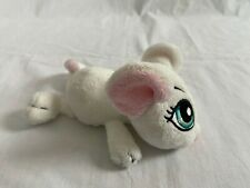 Nici Sweethearts Sweet Hearts Maus Hase Weiß ca. 10 cm liegend