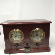 Thomas Pacconi 1900-2000 Classics Radio Clock Model:TPC-MSE-100-CH