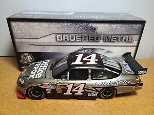 2010 Tony Stewart #14 Office Depot Brushed Metal Chevy 1:24 NASCAR Action MIB