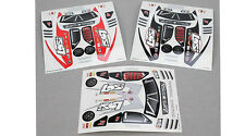 Losi LOSB1799 Micro Short Course Truck Sticker Set SCT