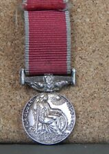 original Miniature civilian British Empire Medal George V  1917-35