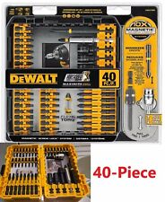 MAGNETIC SCREWDRIVER BIT SET Impact Ready Drill Driver Bits 40 Piece Tool Kit