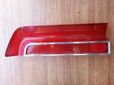 NOS 1967 Plymouth Fury Left Tail Light Lens 2606191