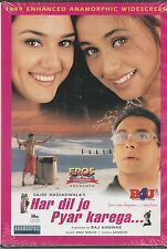 Har Dil Jo Pyar karega - salman Khan [Dvd]  1st Edition  Released
