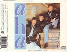 """a-ha  – The Blood That Moves The Body - 3"""" Mini CD Single © 1988"""
